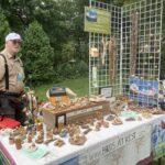 Birds At Rest Exhibit - Shorewood Artisan Market @ River Park 7/10/2021